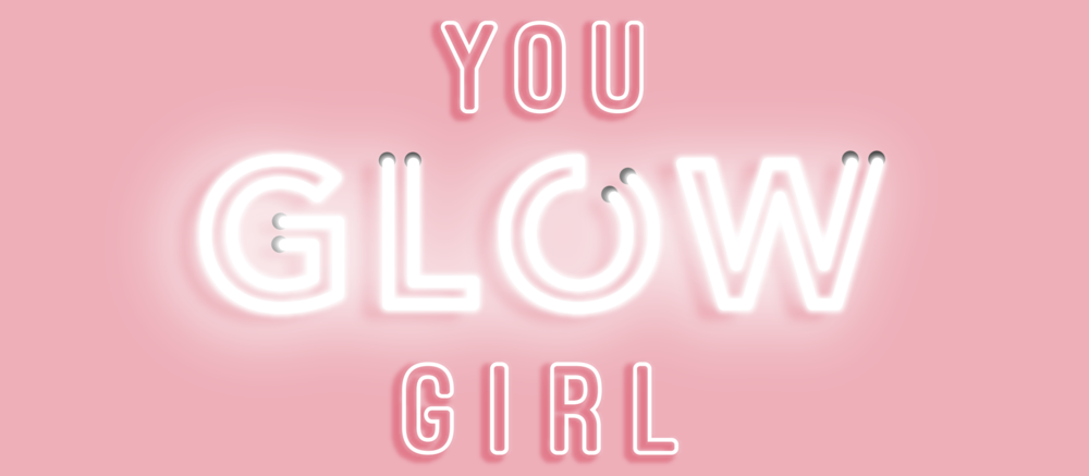 You #glow girl Mocha Girl Beauty x GloGirl