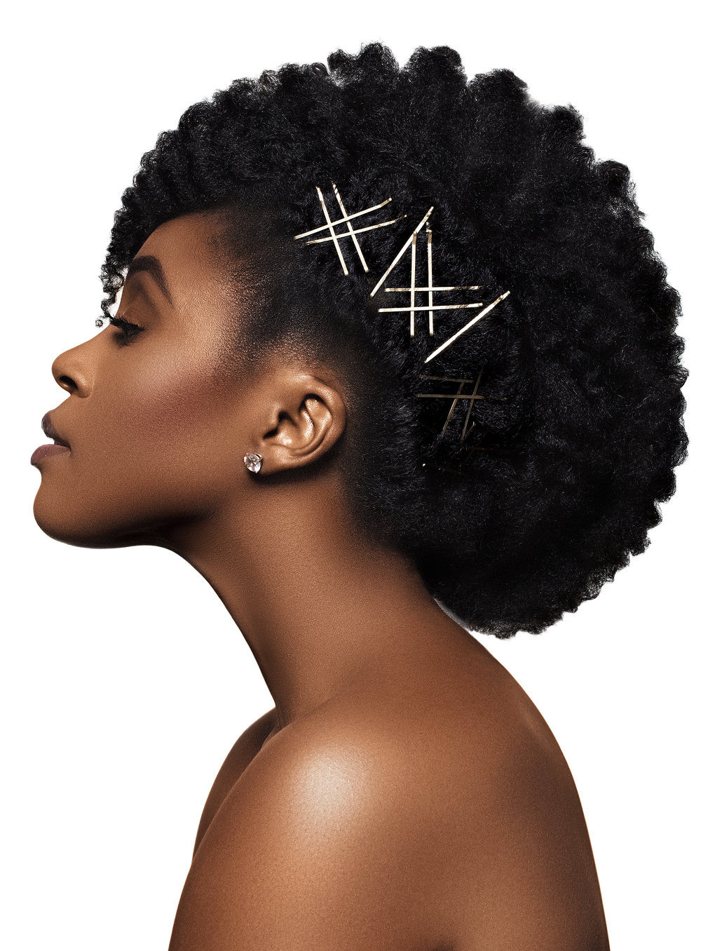 This is our top pick hairstyle for all the Pin-Up Queens out there!