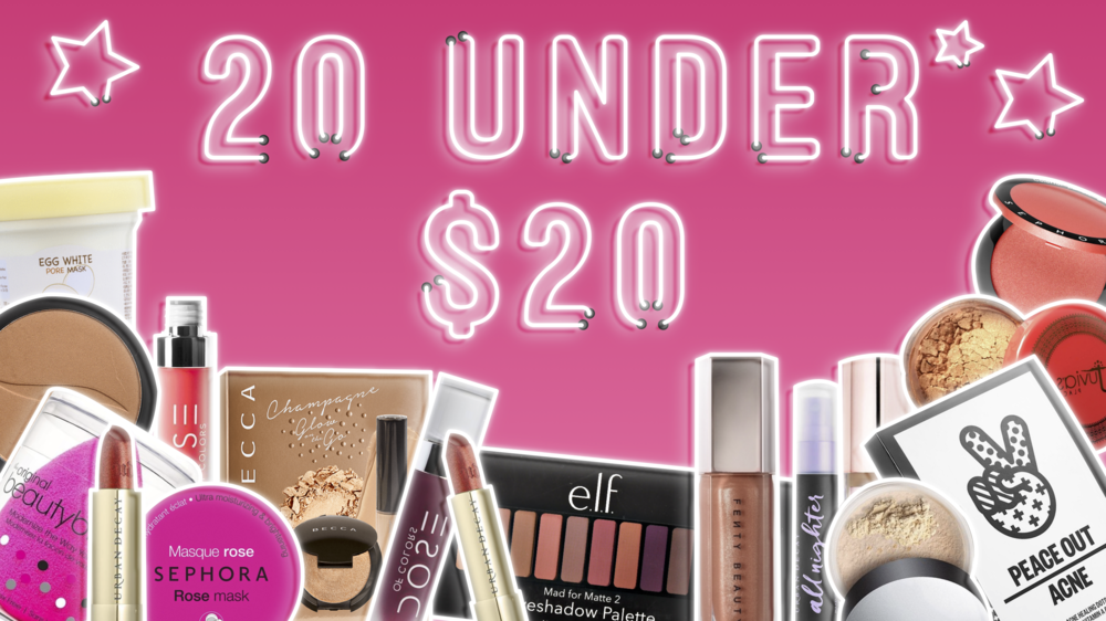 These are the 20 Best Buys from Sephora & Ulta for Under $20