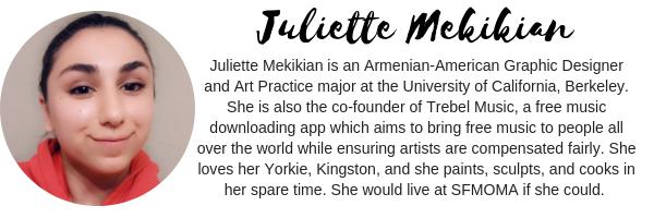 About Juliette Mekikian