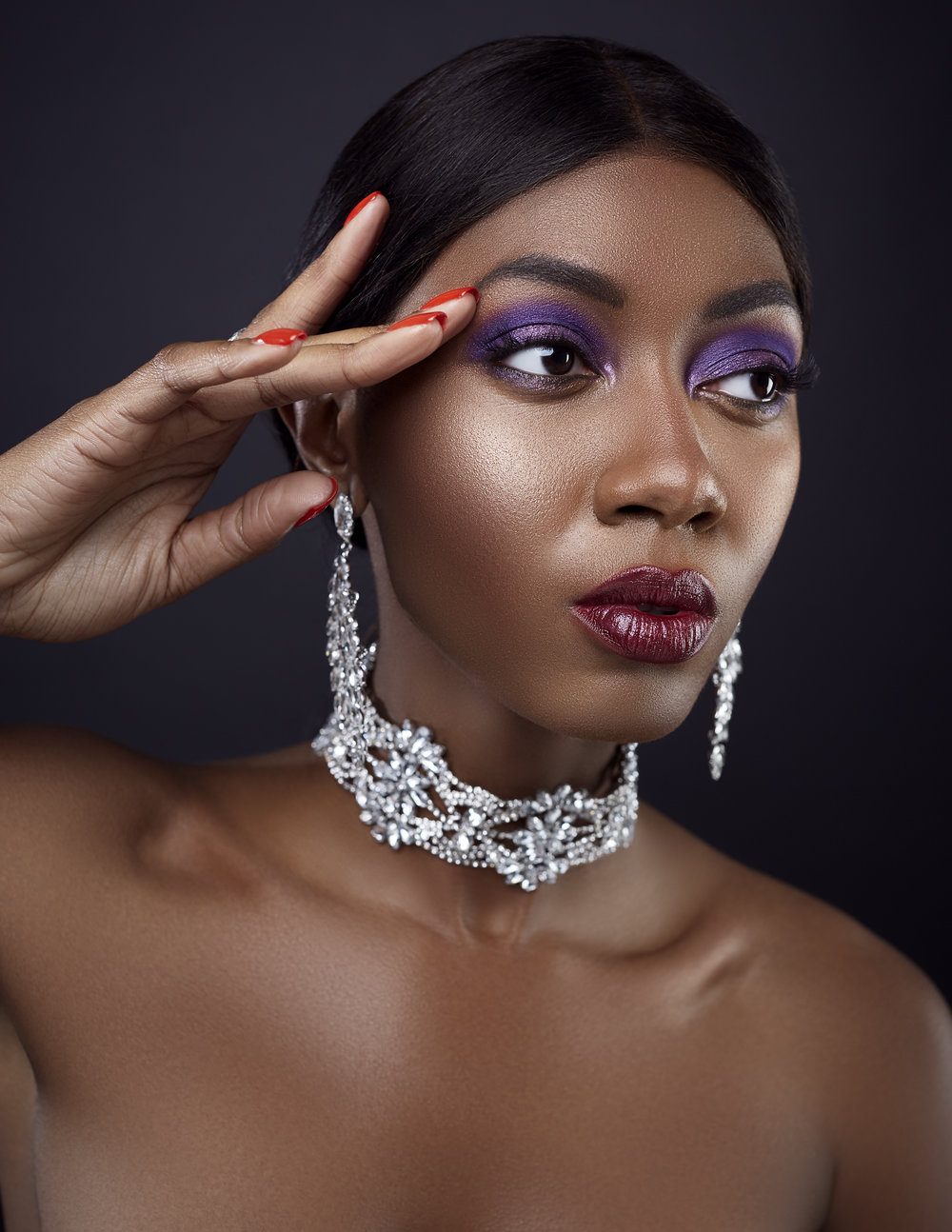 2018 holiday makeup ideas for brown skin