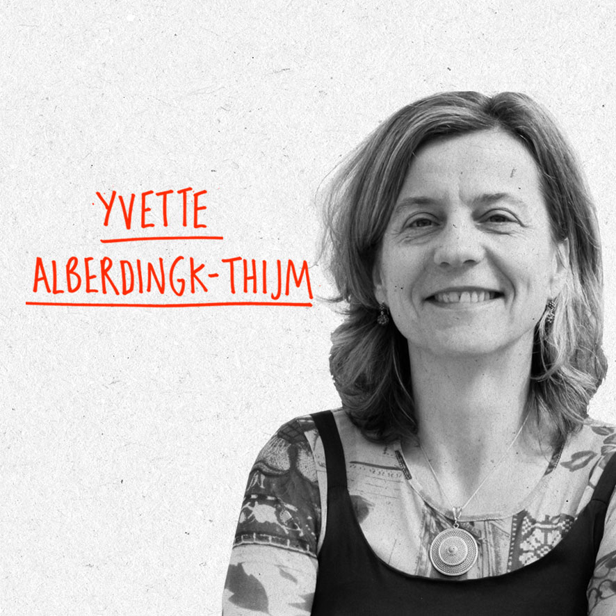 Yvette Alberdingk Thijm is Executive Director of WITNESS, a global network of activists that helps anyone anywhere use the power of video and technology to protect and defend human rights. She believes in the potential of citizen media to level the playing field for marginalized communities and tell stories of truth that contradict the self-serving narratives of the powerful. With millions of people as potential civic witnesses, video can be an important source of data about violations, disprove false narratives, be used as evidence, or expose patterns of exclusion. WITNESS works in collaboration with activists and ordinary citizens creating tools, strategies and solutions to bolster the credibility of alternative voices, support the strategic use of civic media to create concrete change, and make it possible for millions to be safe, ethical, and effective witnesses for human rights. Yvette is a human rights activist with a truth obsession and a 'strategista' who works to build effective ecosystems for a just world. Website: www.witness.org Twitter: @yvettethijm | @witnessorg