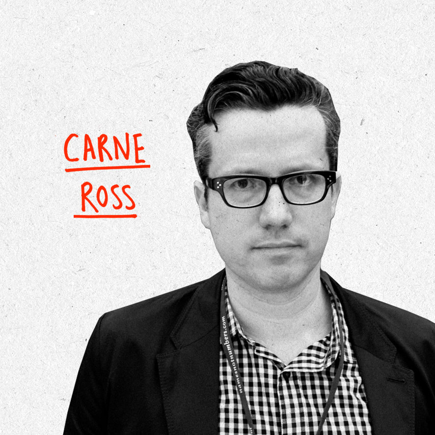 Carne Ross is a radical writer and thinker about world affairs who leads Independent Diplomat (ID), an innovative non-profit service that helps democratic governments and political groups use diplomacy to achieve justice. Their clients include the democratic Syrian opposition and the Marshall Islands which, with ID's help, led a large coalition of countries to achieve a stronger UN climate agreement in Paris. Carne is a former senior British diplomat who resigned over the 2003 Iraq war. Having worked on Iraq / WMD for the UK for many years at the UN, the publication of his hitherto-secret testimony about the government's lies helped create pressure for a full public inquiry into the war. Today, he writes and speaks about diplomacy and new forms of political action and democracy, in particular anarchism. He is the subject of a new feature documentary film Accidental Anarchist about his conversion from believer in government to anarchist, which will shortly be released for broadcast worldwide. His books Independent Diplomat and The Leaderless Revolution respectively examine the flaws in contemporary diplomacy and democracy, and propose radical solutions in both practices. Carne's writing has been published in the New York Times, Financial Times and The Guardian, and his work with Independent Diplomat has been profiled in Foreign Policy, The New York Times, Die Zeit and many other publications. Website: www.carneross.com Twitter: @carneross