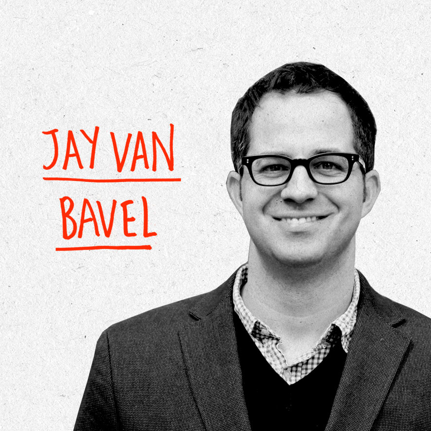 Jay Van Bavel is an Associate Professor of Psychology at New York University, an affiliate at the Stern School of Business in Management and Organizations, and a Visiting Scholar at the Russell Sage Foundation. Jay completed his PhD at the University of Toronto. He conducts award-winning research on how collective concerns—group identities, moral values, and political beliefs—shape the brain and behavior. This work covers issues of group identity, moral judgment and decision-making, social motivation, cooperation, implicit bias, and group regulation. In addition to publishing over fifty scientific papers, Jay has written about his research for the public in the Harvard Business Review, The New York Times, Wall Street Journal, and Scientific American. His research has been cited in the US Supreme Court and received international media attention, including Newsweek, TIME, The New Yorker, The Daily Telegraph, CBC News, Women's Health, WNYC, The Guardian, and Salon. He has also appeared on Through the Wormhole with Morgan Freeman and given talks at universities, conferences, and organisations around the world. Website: www.psych.nyu.edu/vanbavel/lab Twitter: @jayvanbavel | @vanbavellab