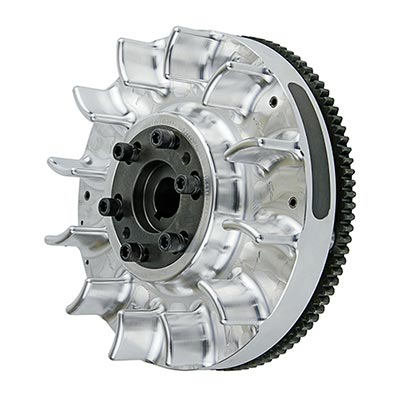 12 5-23hp ARC billet vanguard flywheel — CARRIER PERFORMANCE