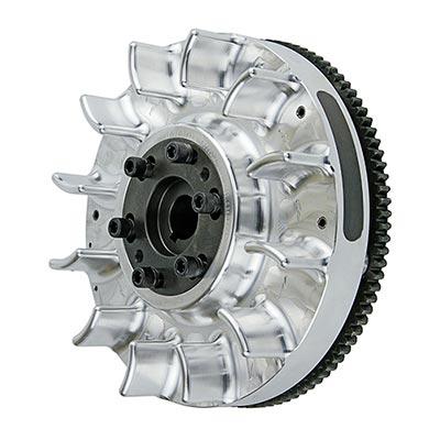 12 5-23hp ARC billet vanguard flywheel — CARRIER PERFORMANCE
