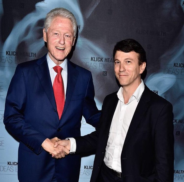 Daniel And Bill Clinton.jpg