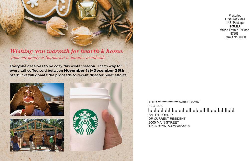 "Coupon Postcard Template: Front – 8.5"" x 5.5"""