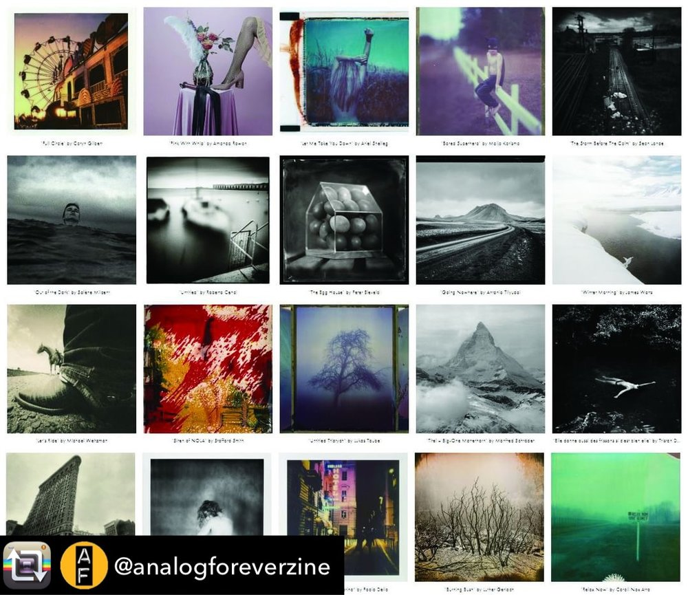 Image courtesy of  Analog Forever Magazine . Follow them on Instagram:  @analogforeverzine