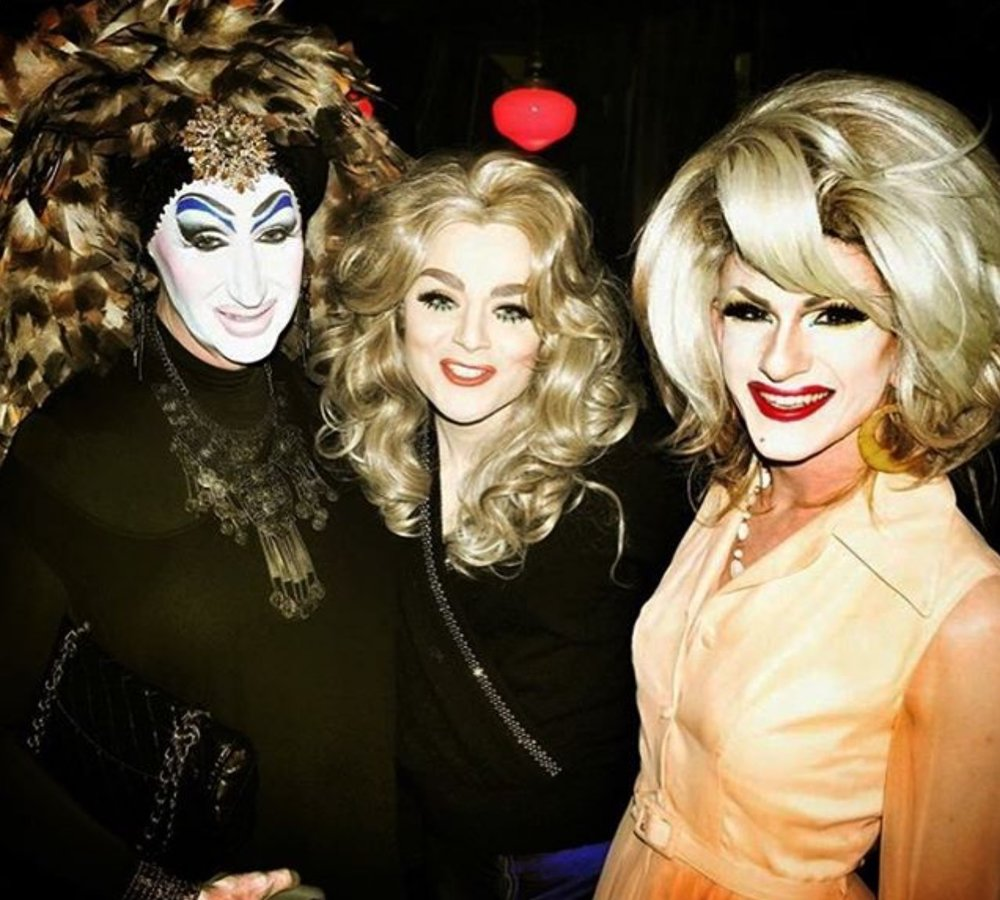 Sister Roma, Tammie Brown & Laundra