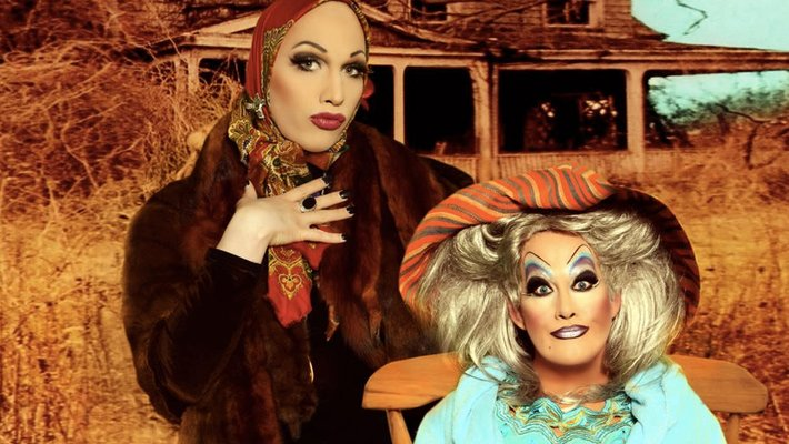 Return to Grey Gardens - Jinkx Monsoon & Peaches Christ