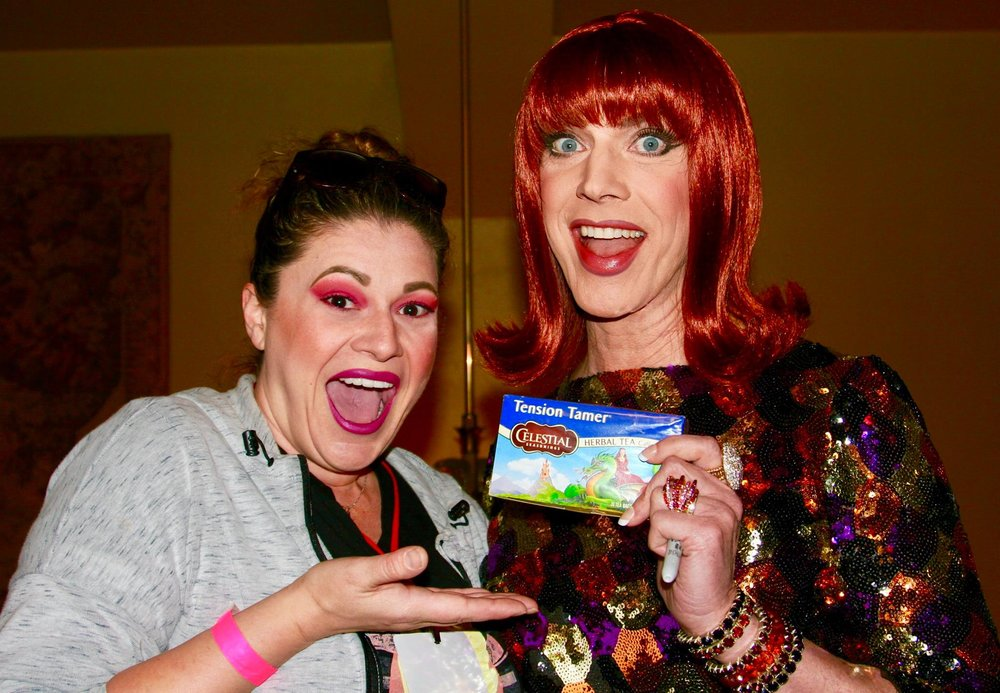 Meme & Coco Peru @ the DQOC M&G