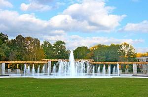 Piedmont Park splashpad