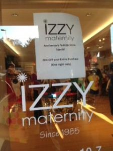 Izzy Maternity is located in the Peachtree Battle shopping center off of Peachtree Rd in Buckhead.