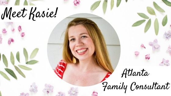 Meet Kasie Bennett, who has been part of the Your Happy Nest team since we started in 2012! Kasie is so good at her job and we are very fortunate to have her. She puts so much attention and care into each family and nanny she works with!