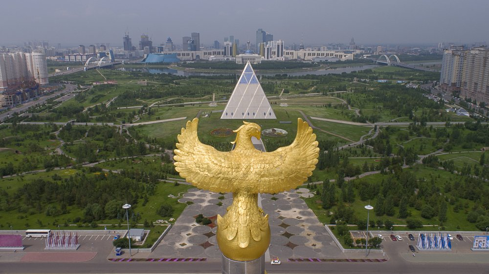 Astana, Kazakhstan - Phoenix Rising