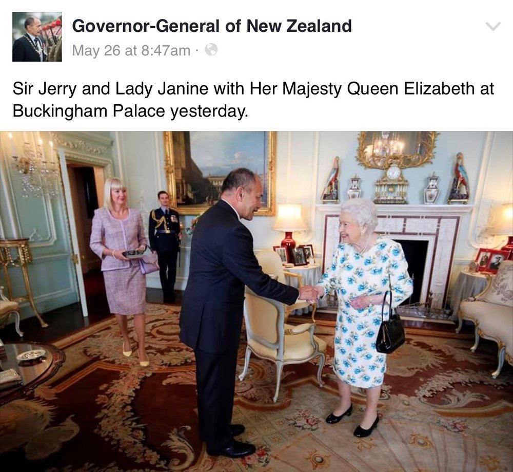 Governor General presenting Her Majesty with the brooch.jpeg