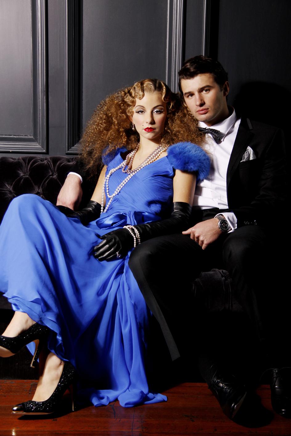Models styled by Sopheak Seng wearing TORY & KO.