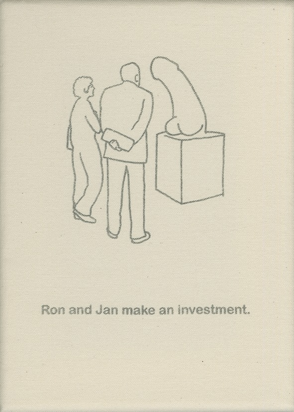 Ron and Jan make an investment.