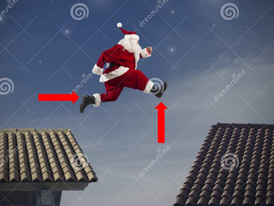 Whether to take down Christmas lights or to trim branches away from the roof surface, always be careful who you let on your roof, if they're not careful, they could do a lot of damage.
