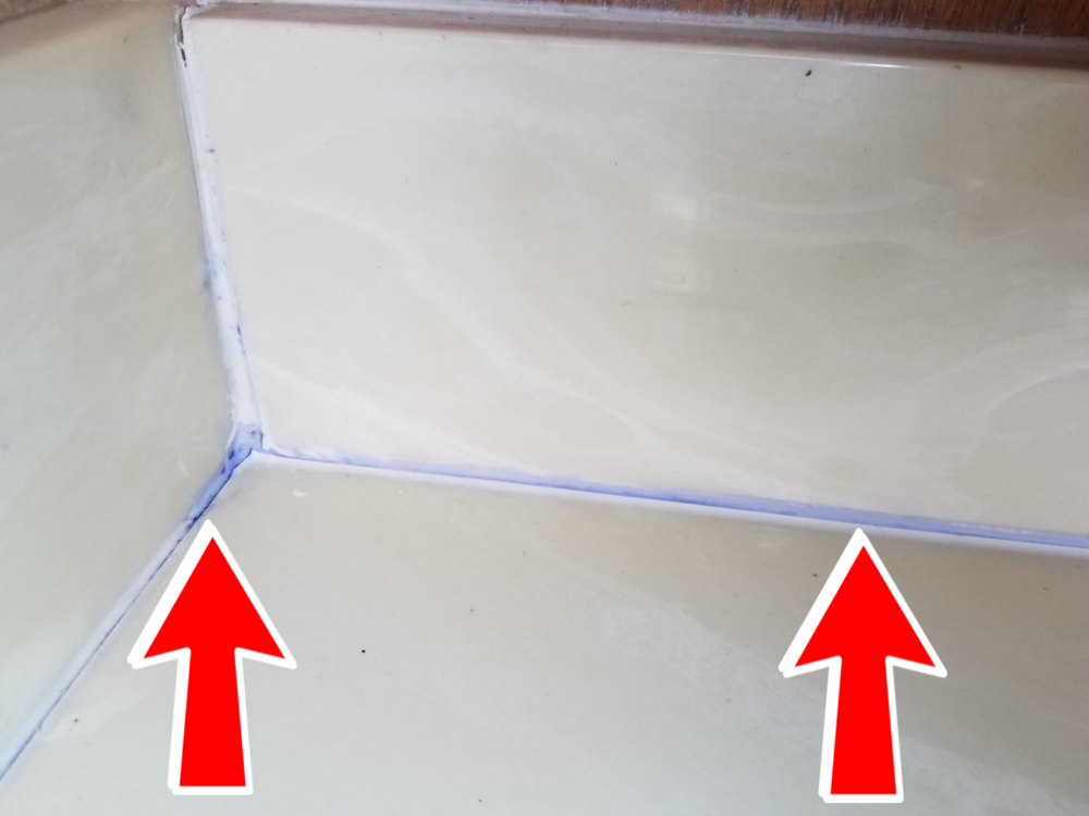 Mold can come in a variety of colors depending the the type of mold, cleaning or covering over mold will usually not be effective and removal is recommended.