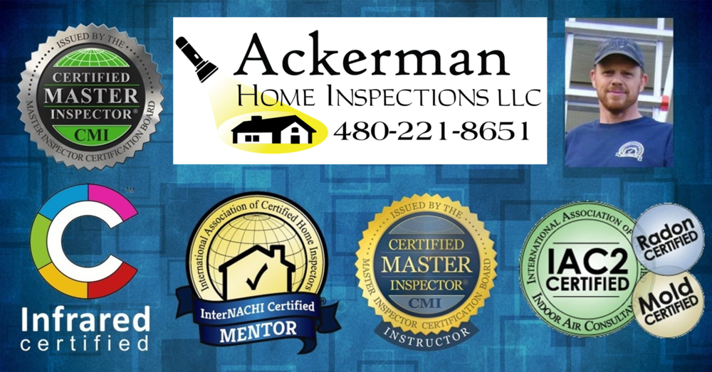 Why not hire the best. I'm a Certified Master Inspector, Instructor and Mentor who is Radon, Infrared and Mold Certified.