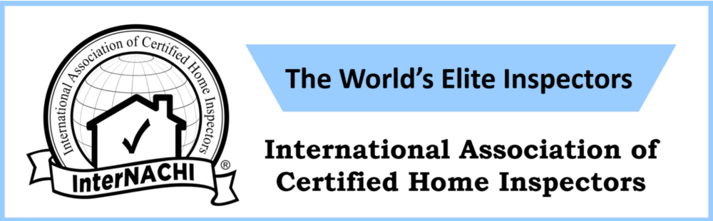 InterNACHI is the world's largest inspection trade association, operating in 65 countries and 9 languages. I'm a proud member of the world's elite inspectors.