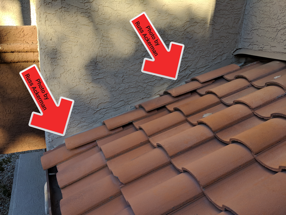 When roof tiles start to slip, they become a potential fall hazard and the underlayment and battens become exposed creating a water entry point.