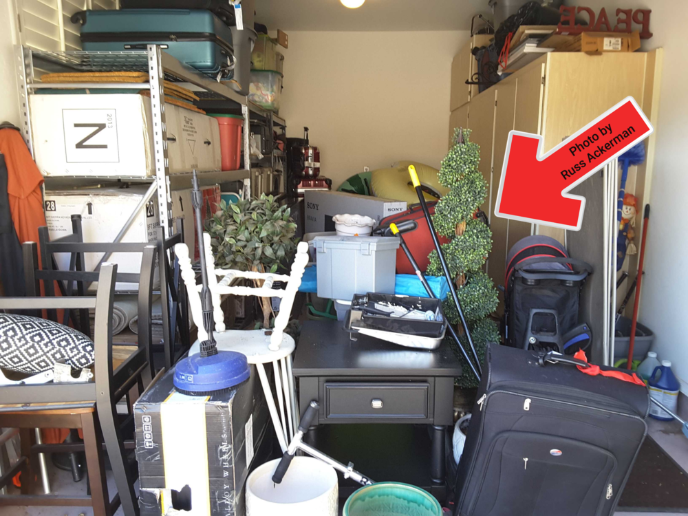 Decluttering your garage is the first step to prevent fires from spreading rapidly throughout a home.
