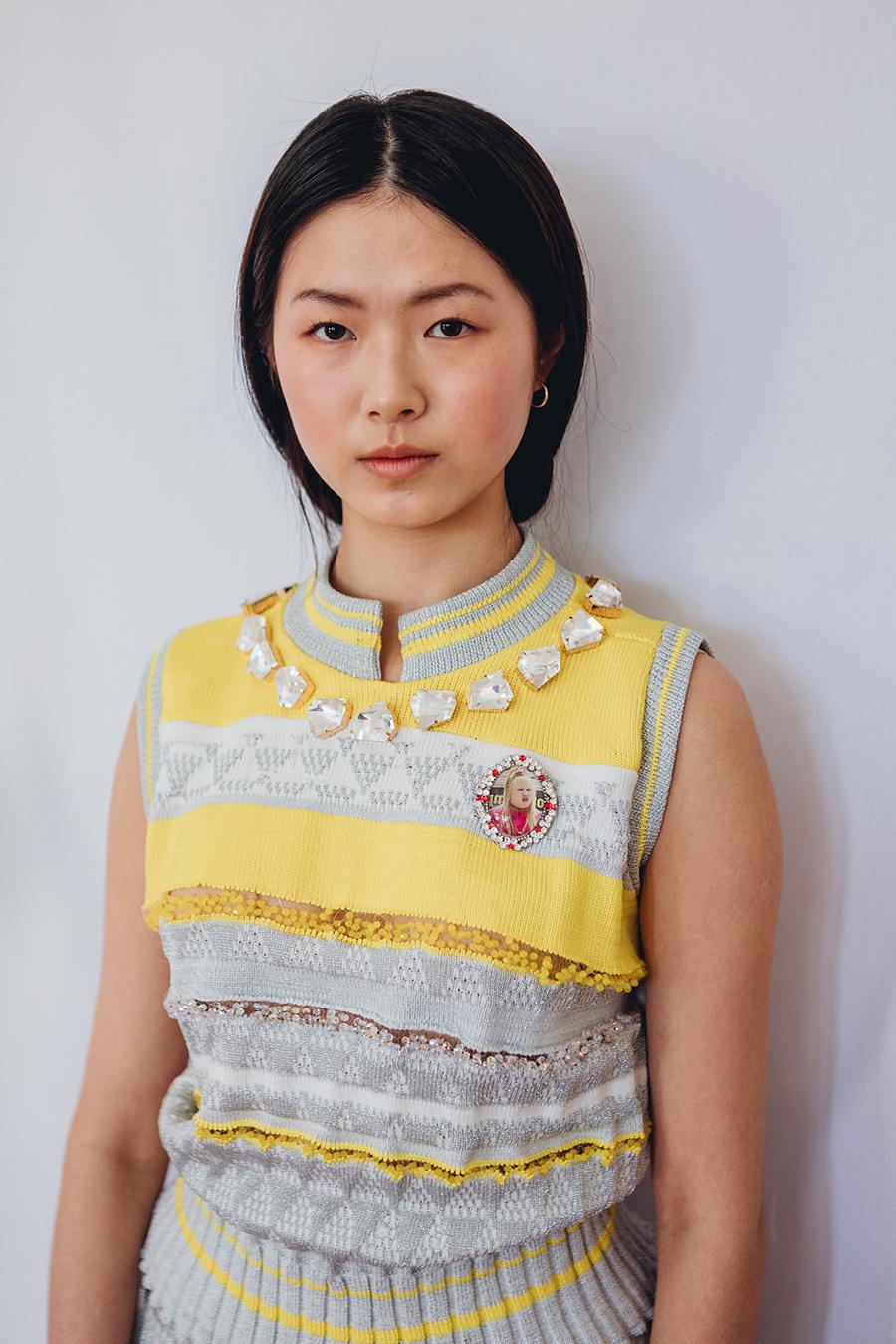 Photographer: Jordan Munns Models: Boa Chen, Anneke De Vries Makeup: Maggie Wu