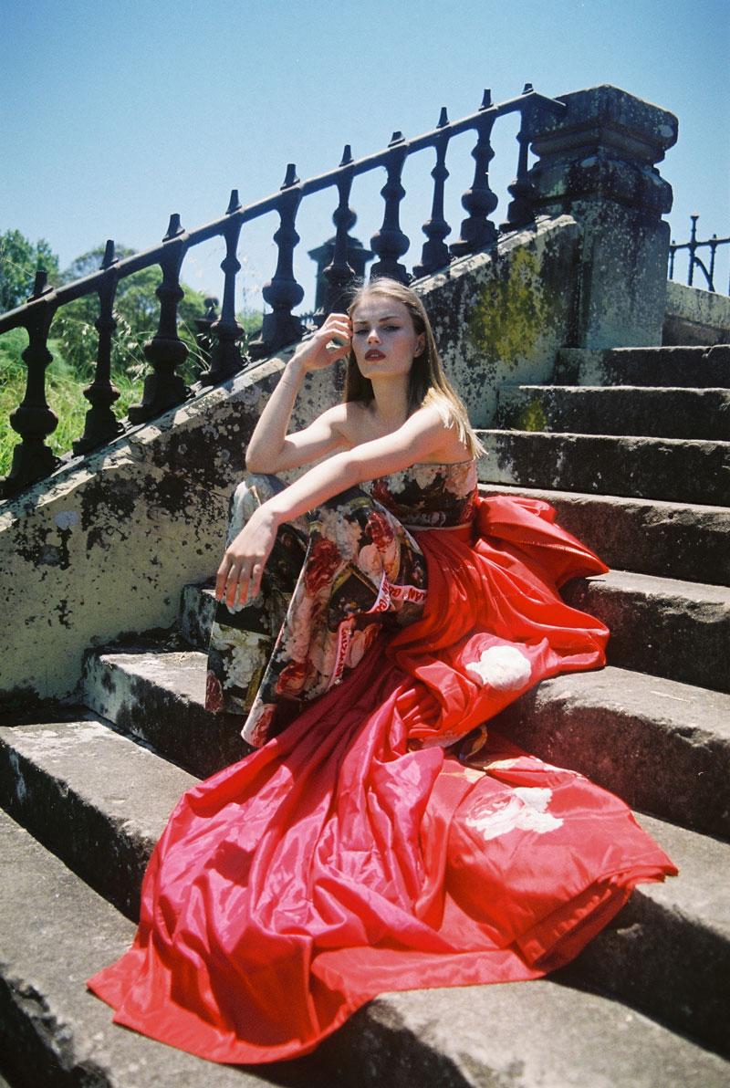 Sponsored by @swarovski Fashion @guzman Shot by @alicecloutier Talent @kea_smith_xx Makeup @frootnvajetable ts @eilidhh