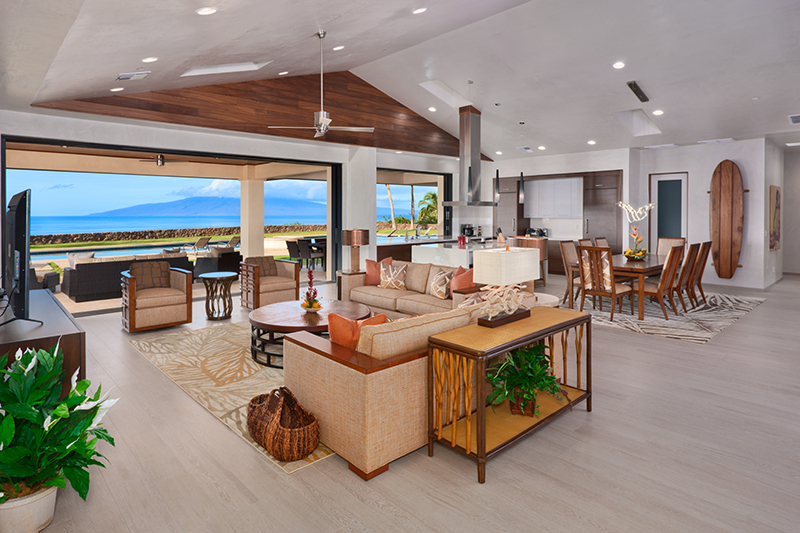 SEA GLASS VILLA- $4,750,000 480 AINA MAHIAI PLACE - KA'ANAPALI COFFEE FARMS