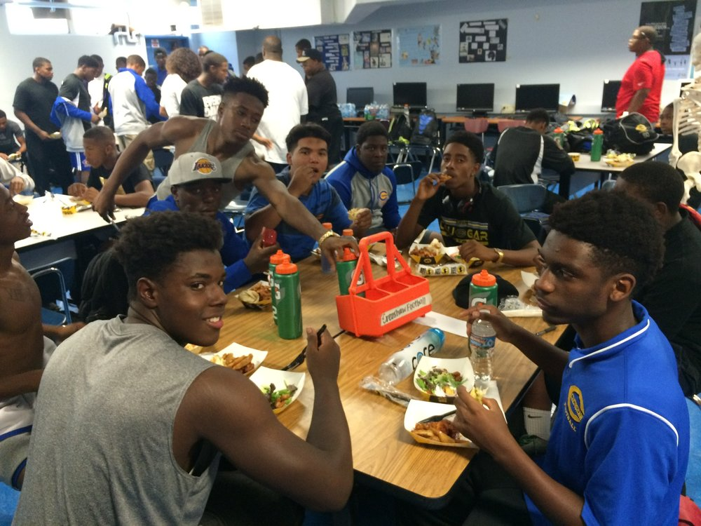 Crenshaw High School Football Team