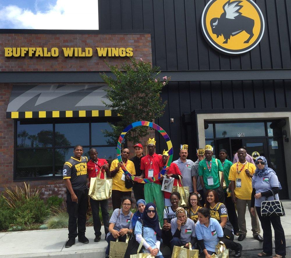 Community — Los Angeles Wild Wings