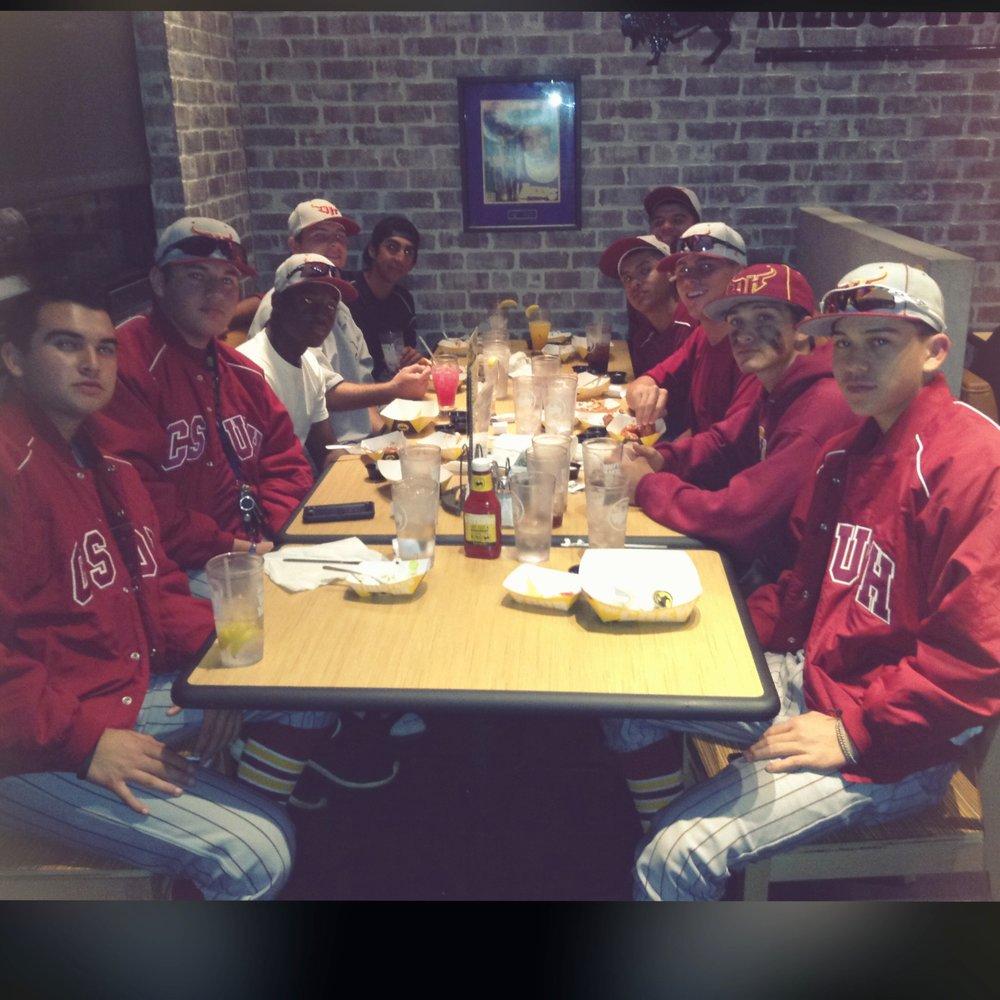 CSUDH Toro Baseball