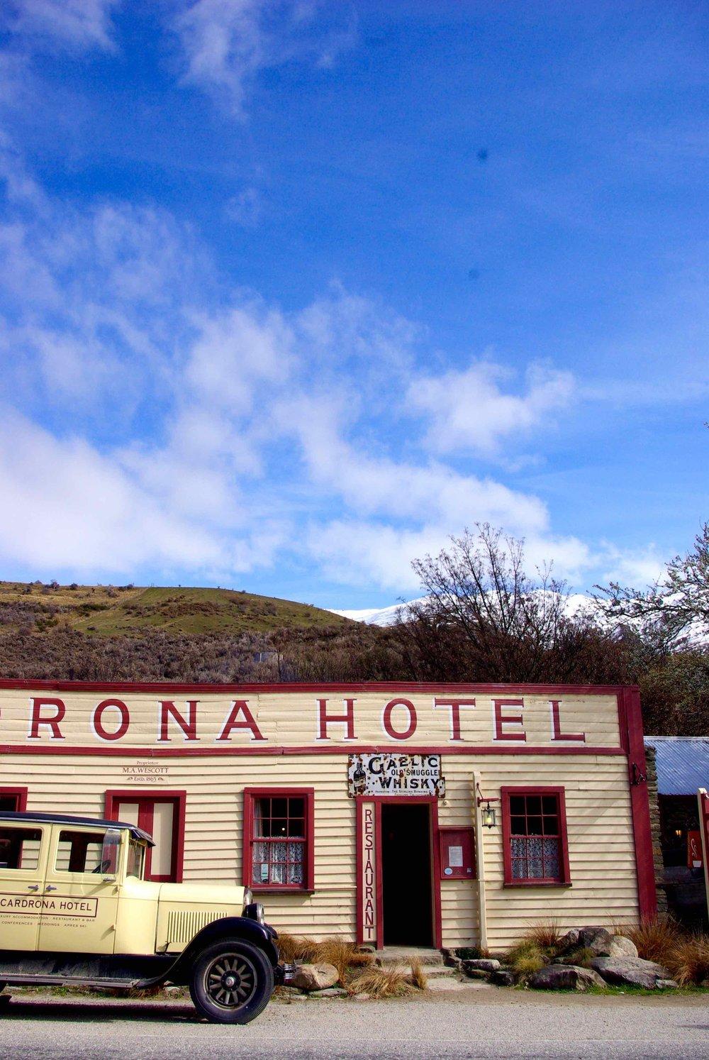 Cardrona Hotel, Wanaka, 2009 ©