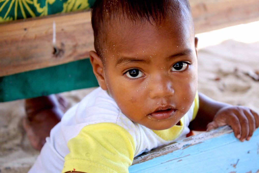 Fijian child, 2010 ©
