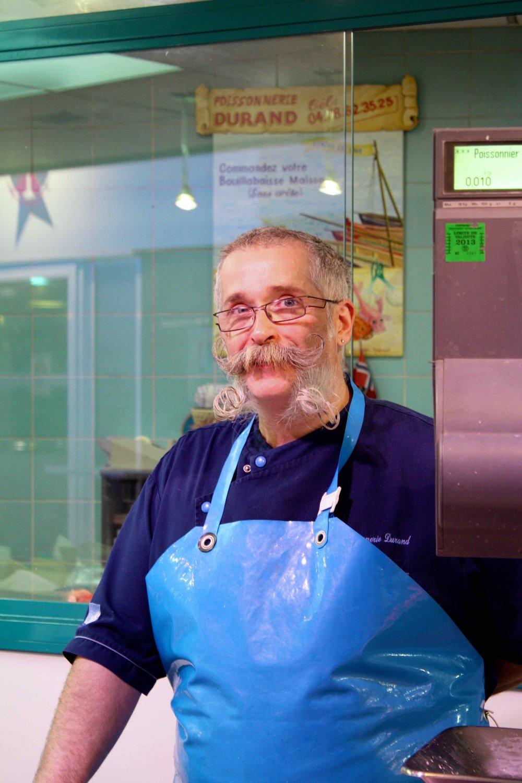 Fishmonger, Avignon, 2012 ©