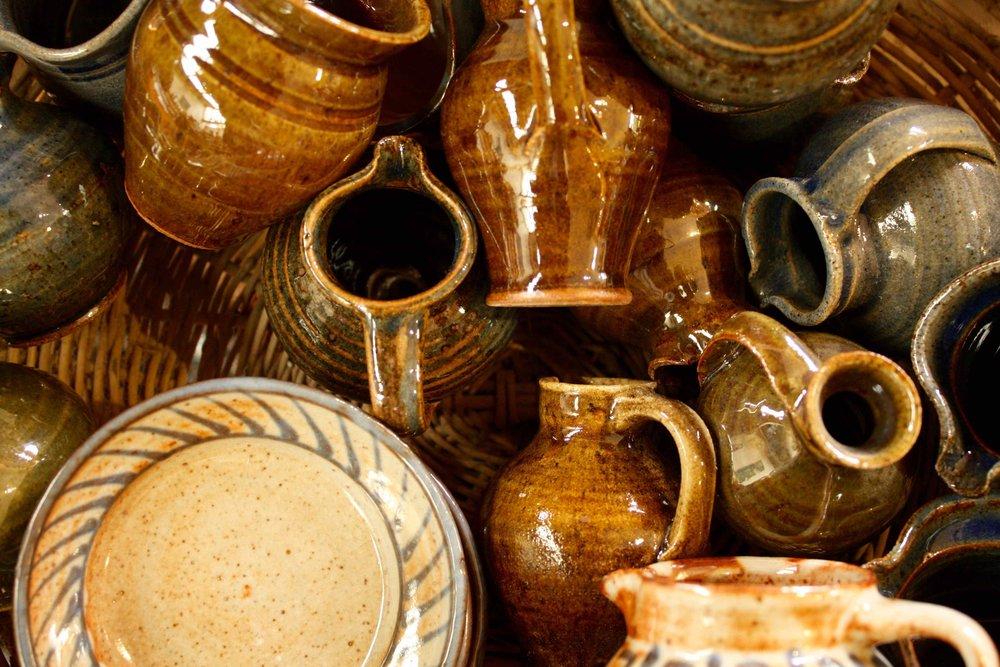 Pottery, Coromandel, 2014 ©