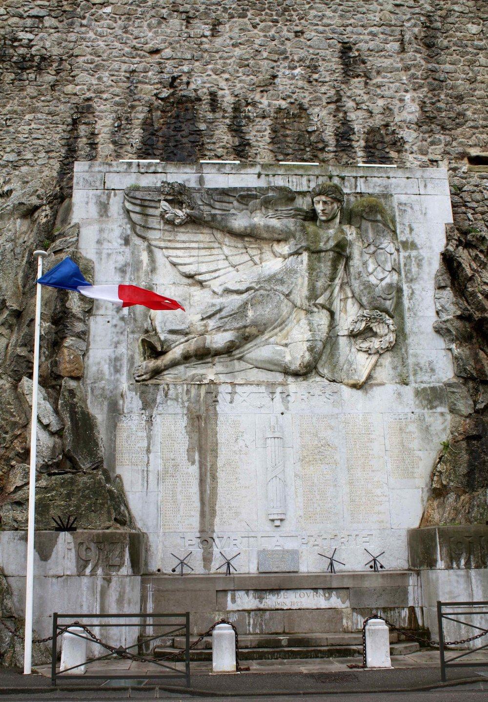 Tournon, Provence, 2012 ©