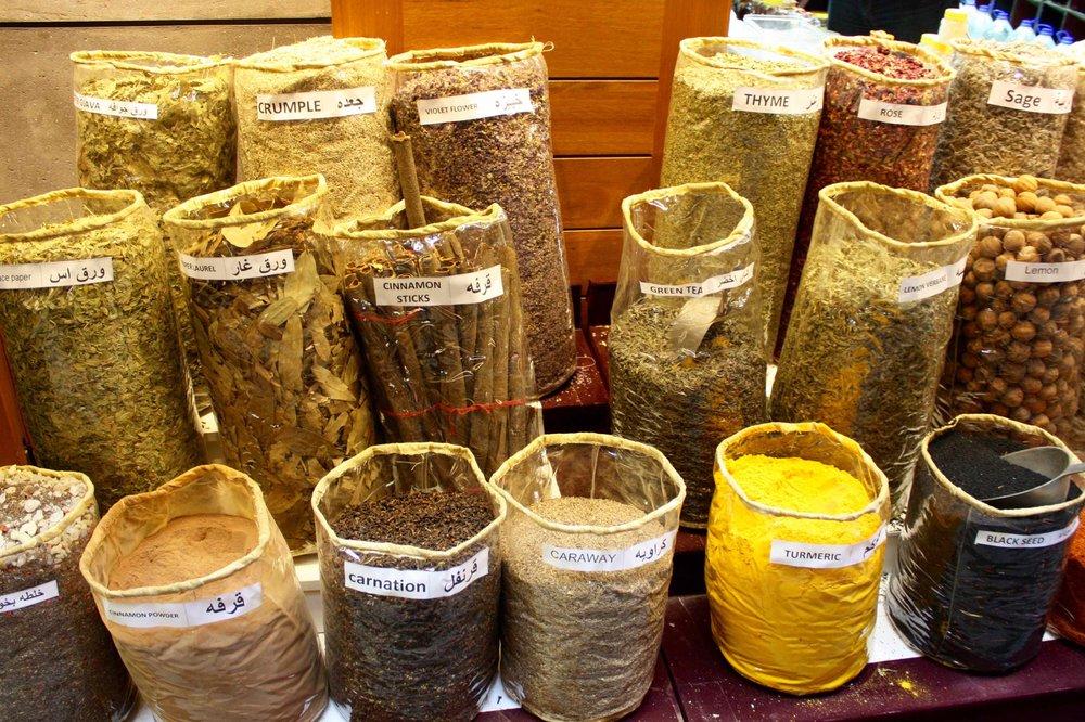 Spices, Abu Dhabi, 2012 ©
