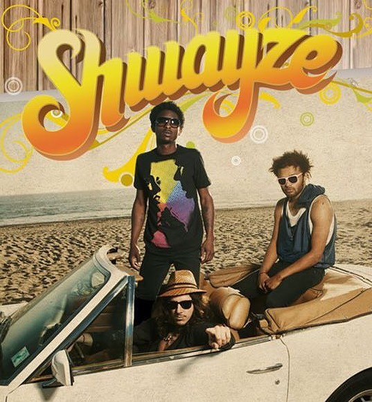Shwayze is cruising in this Friday! Send us a message to get on the VIP list for his performance. #houseparty #coronaandlime #buzzin