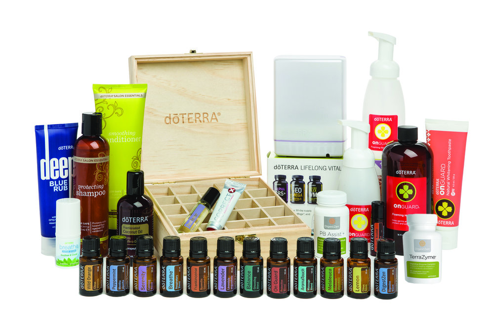 The Natural Solutions Kit    -
