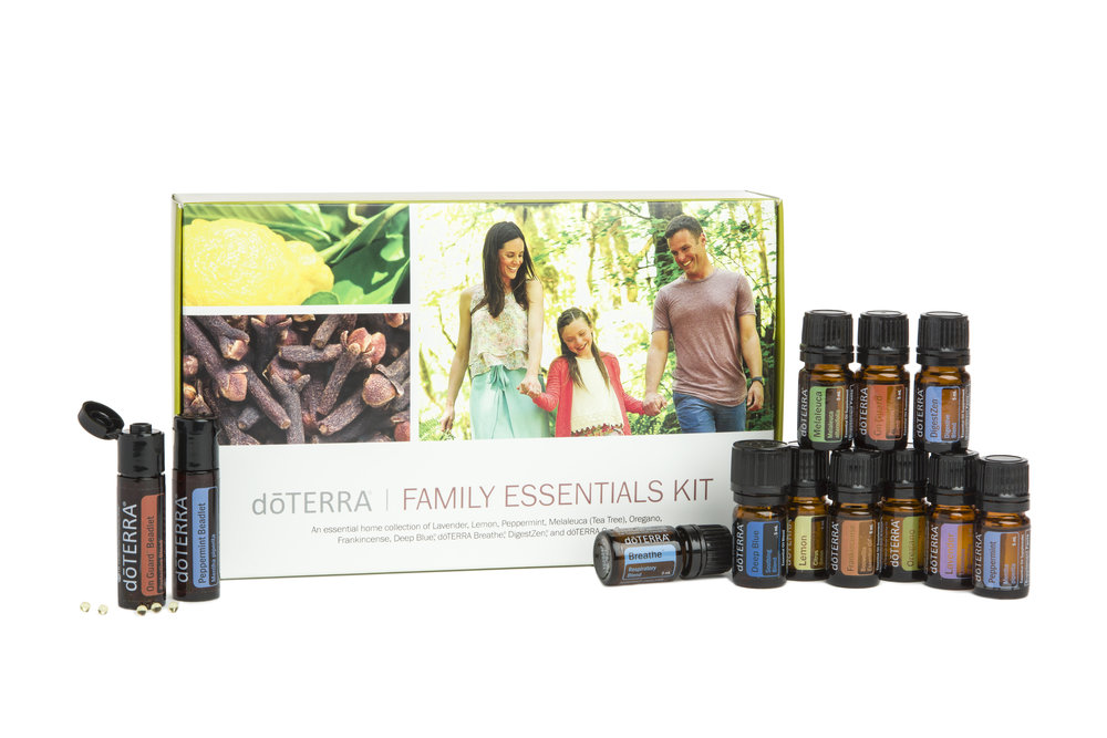 The Family Essentials Kit -