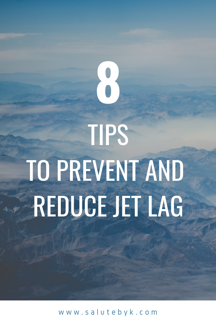 Jet Lag Recovery Tips from a Flight Attendant