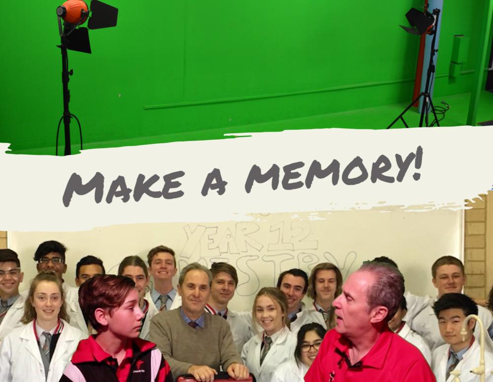 Make A Memory!