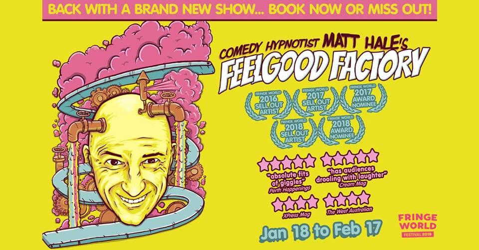 Fringe Festival: Matt Hale