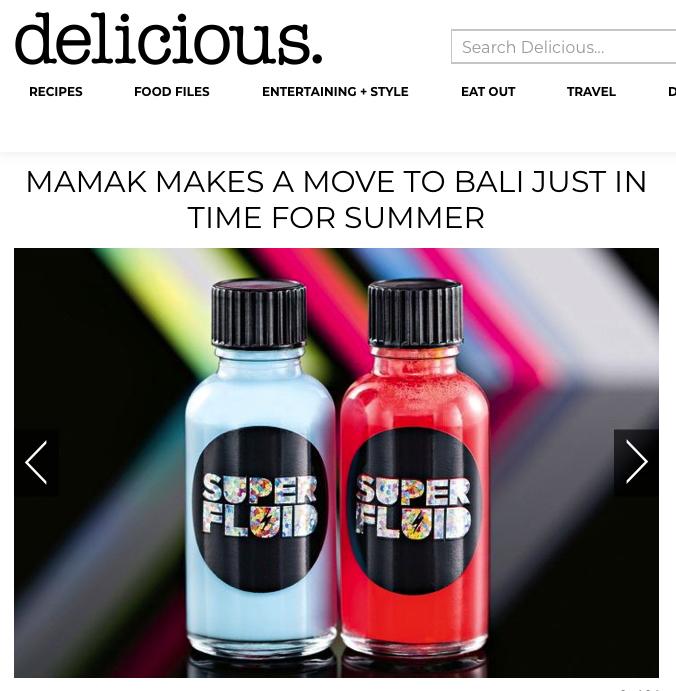 Delicious Magazine Online