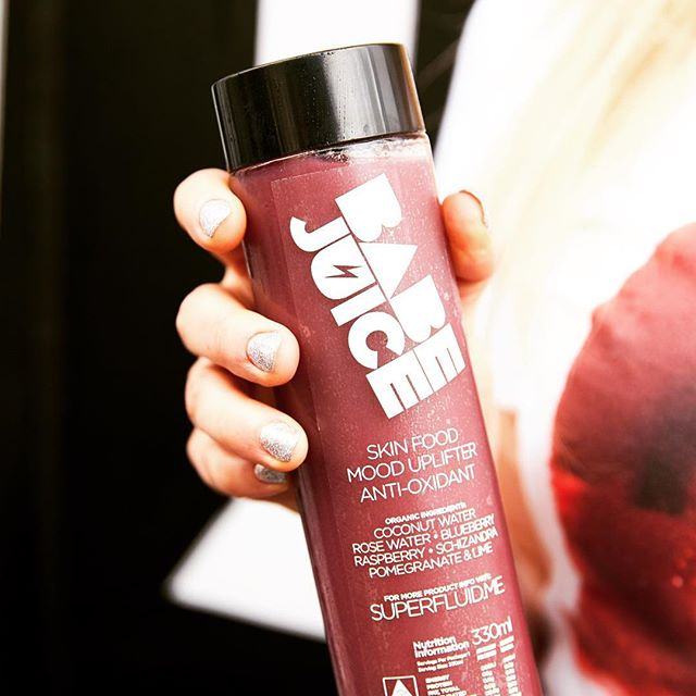 If you ❤️ #babejuice get in quick as it's being replaced next week as we bring back some of our seasonal favourites 👅🙌🏻⚡️ #besuperfluid #superfluidme #superfluid