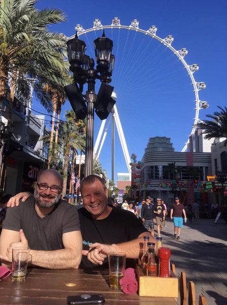 Color Tours with Warren Eagles, Colorist Freelances, Brisbane. Australia